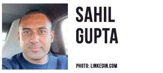 Sahil Gupta, RDNH recipient