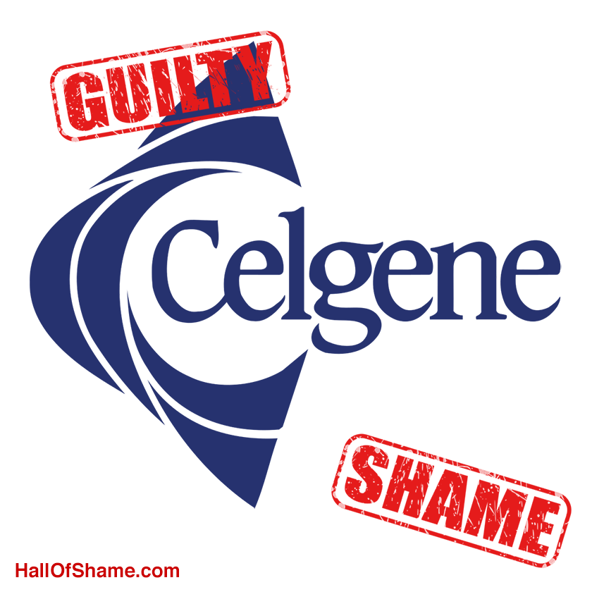 Biotech firm Celgene found Guilty of RDNH