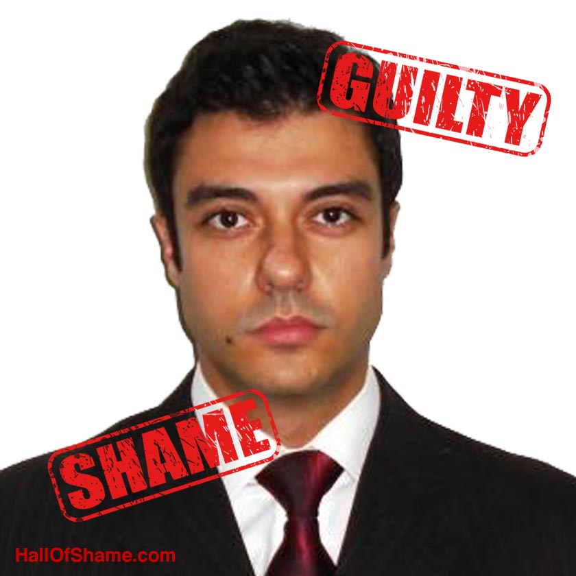 picture of Marcio Chaves, Save Me labeled Guilty of RDNH