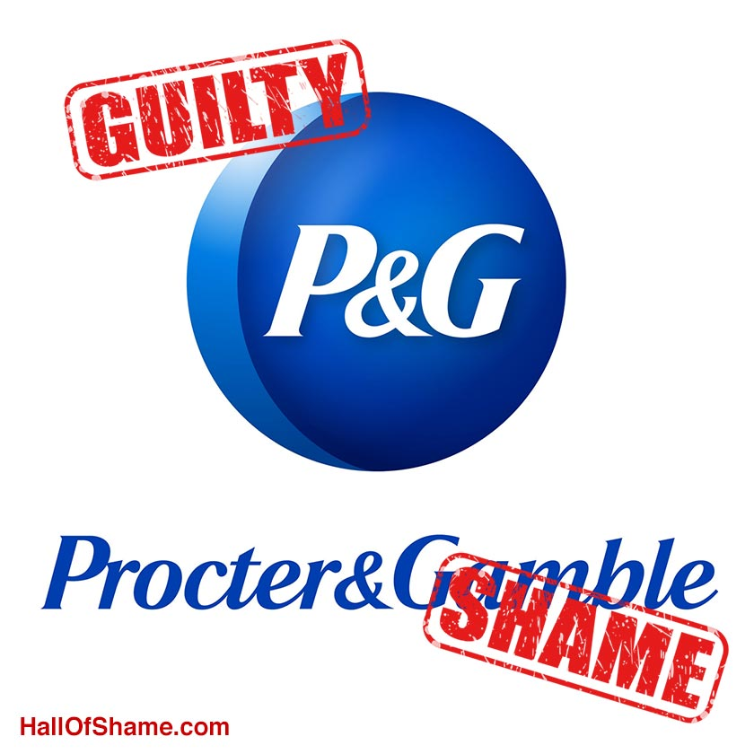 Procter and Gamble found Guilty of RDNH